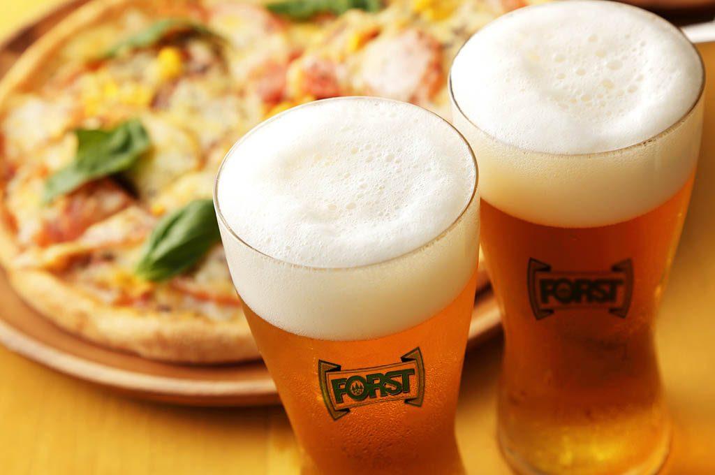 Da noi trovi la birra Forst