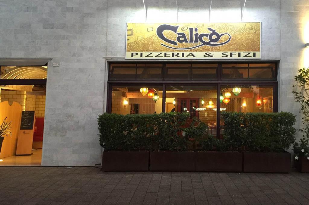 pizzeria calicò